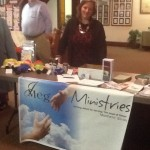 Dottie at 2014 Central Penn Missions Conference